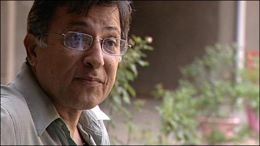Dr Pervaiz Hoodbhoy