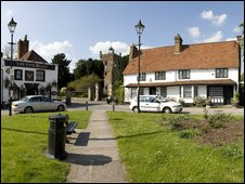 Harmondsworth Village