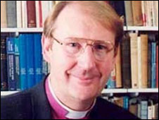 The Right Reverend Michael Langrish, Bishop of Exeter