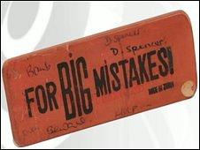Diana's eraser