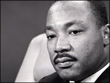 Reverend Martin Luther King Jr