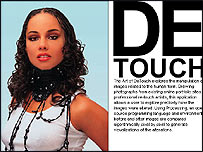 De Touch website