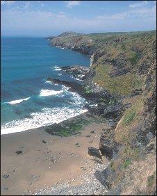 St David's Head, Pembrokeshire