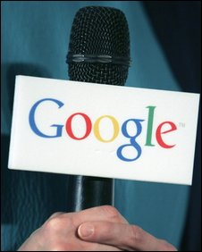 Google with a microphone