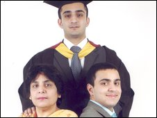 Masud family