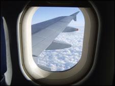 Plane window generic