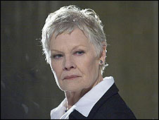 Dame Judi Dench in Quantum of Solace
