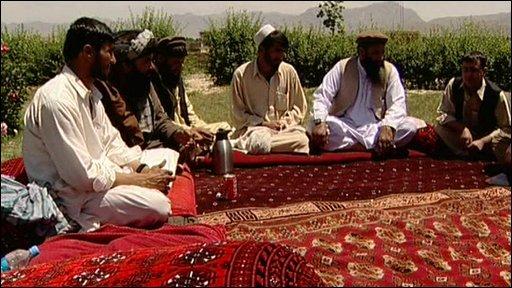 Former Bagram detainees