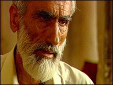 Hamid Ullah Khan, bereaved Father