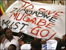 Exiled Zimbabweans at Southwark Cathedral