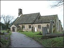 St. Peter's Church at Heysham
