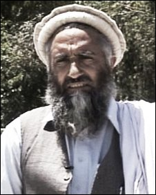 A former detainee held by the US at the Bagram air base