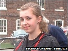 Beatrice Chequer-Benedict