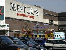 Brent Cross shopping centre