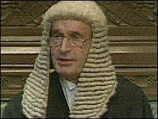 Former Speaker Bernard Weatherill