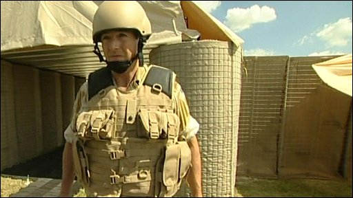 Osprey Assault body armour