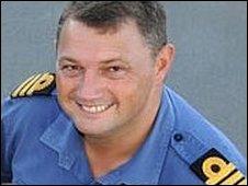 Commander Phil Waterhouse