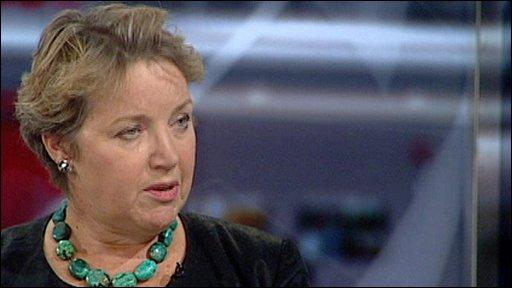 BBC's Chief Operating Officer Caroline Thompson