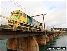 NZ train