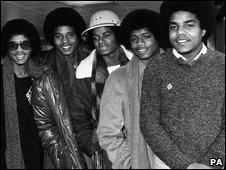 Jackson Five in 1979