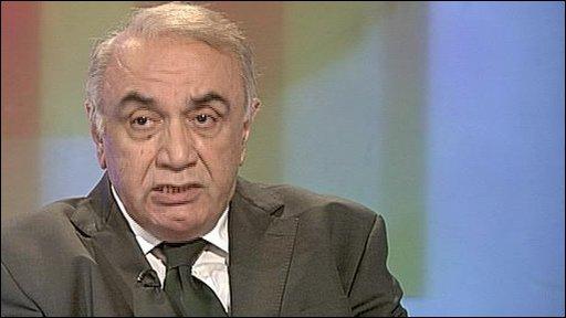 Dr Ali Granmayeh
