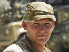 Staff Sgt Grant McFall