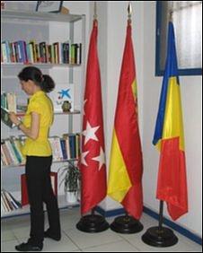 Romanian cultural centre, Alcala