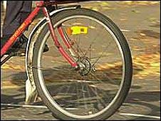 Bike wheel (generic)