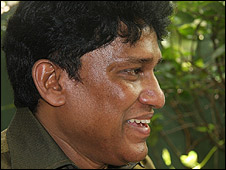 Tamil MP Mano Ganesan
