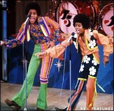 Jackson Five in concert, 1972