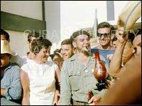 Che Guevara c/o Cuba Solidarity Camapaign