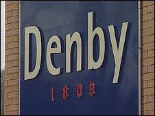 Denby Pottery