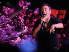 Bruce Springsteen at Glastonbury