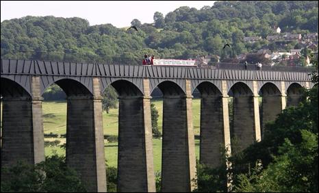 Pont ddŵr Pontcysyllte