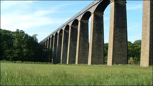 Pont Ddwr Pontcysyllte