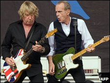 Status Quo at Glastonbury