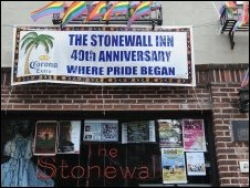 The Stonewall Inn, Greenwich Village
