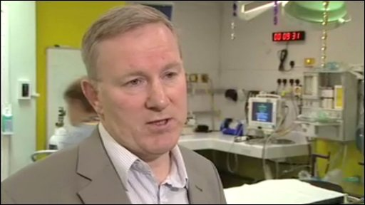 Trauma surgeon Mark Walsh says the proposals will save lives