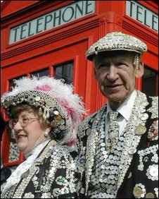 Pearly King and Queen