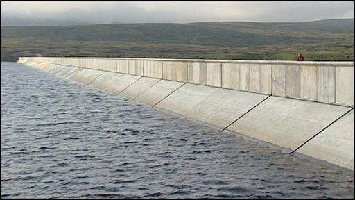 Hydro-electricity scheme