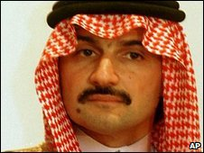 Prince Alwaleed Bin Talal