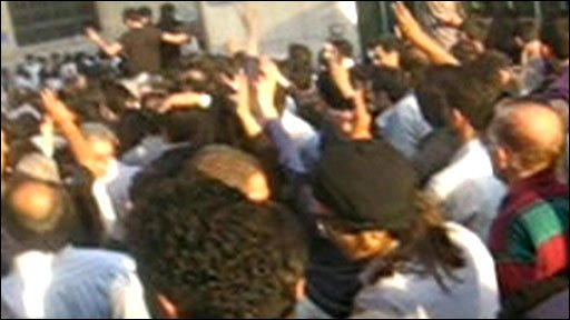 Ghoba mosque protests