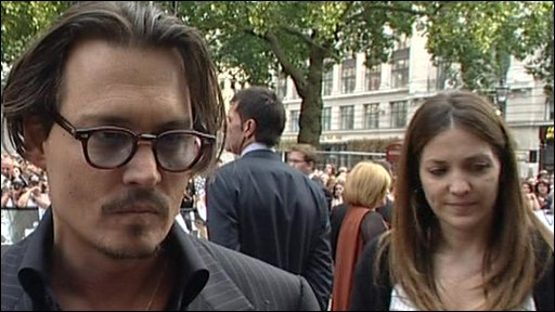 Johnny Depp - Photos of Johnny Depp - sofeminine.co.uk