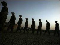 جنود امريكيون في بعقوبة