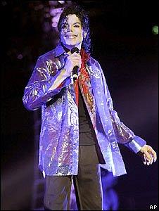 Michael Jackson rehearsing on 23rd June