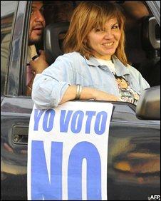No voter in Ecuador
