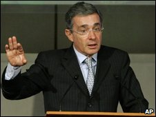 President Urib