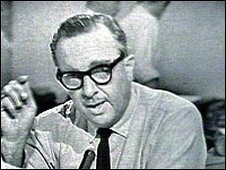 Cronkite broadcasting Kennedy's death