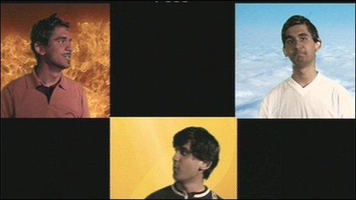 Film still from Belonging video