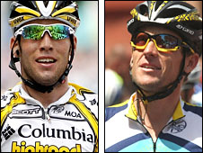 Cavendish and Armstrong